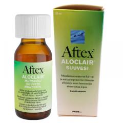 AFTEX ALOCLAIR SUUVESI 120 ML