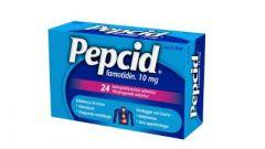PEPCID 10 mg tabl, kalvopääll 24 fol
