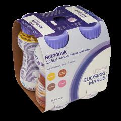 Nutridrink 2,0 kcal 4-mixpack 4X200 ml